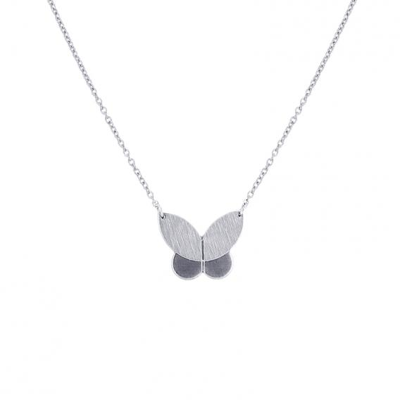 Butterfly Necklace from Anartxy - Zarabelle