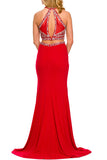 Couture Gown Red