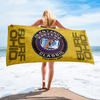 1993 Surf Ohio® Olentangy Masters Classic Retro Beach Towel