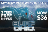 Surf Ohio Mystery Pack Sale (3 t-shirts)
