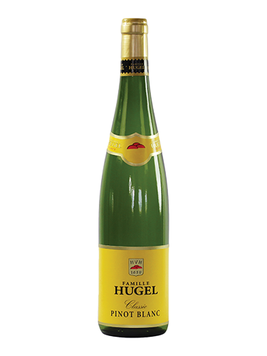 2015 Famille Hugel Pinot Blanc Classic
