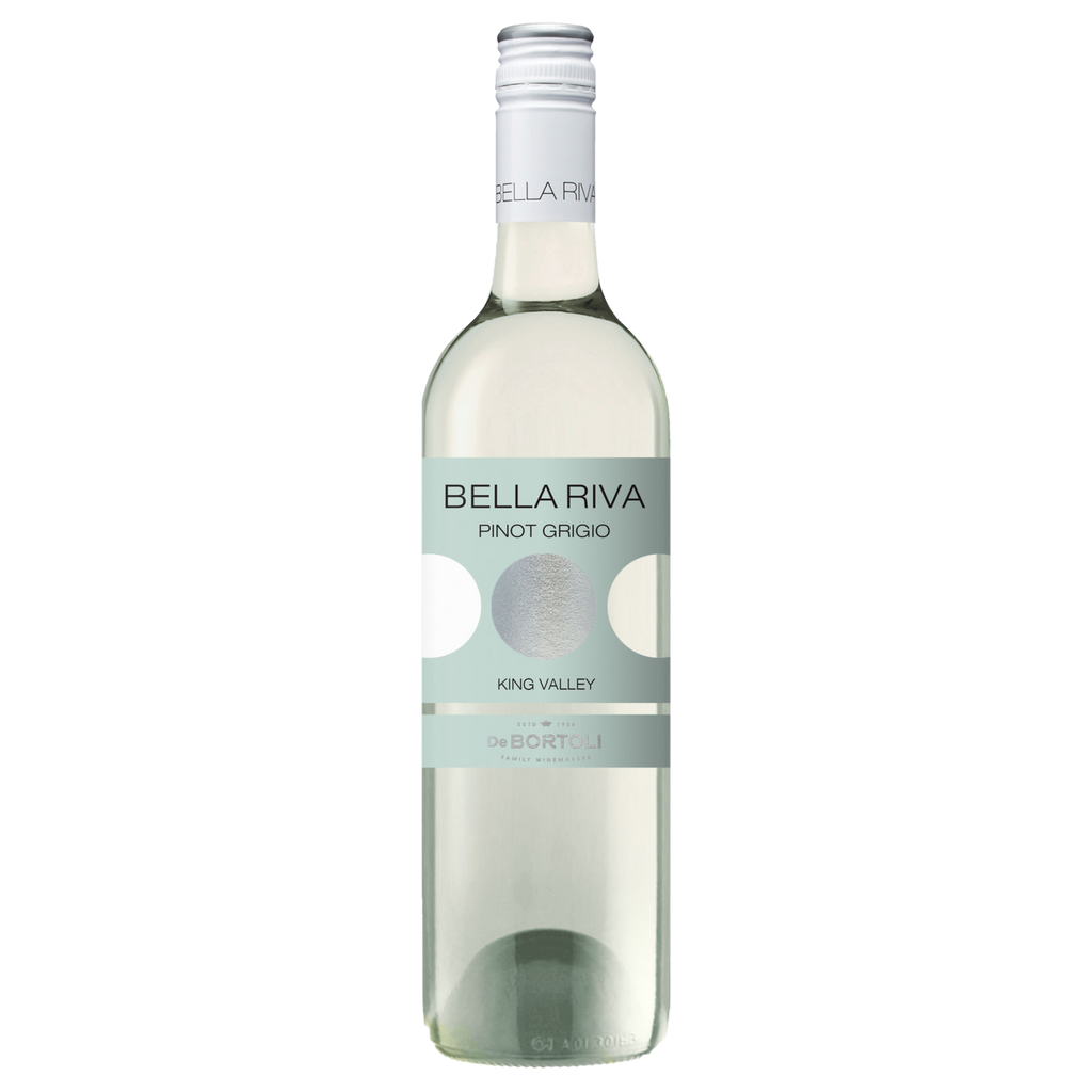 2019 De Bortoli Bella Riva Pinot Grigio (ITM57192) single bottle shot