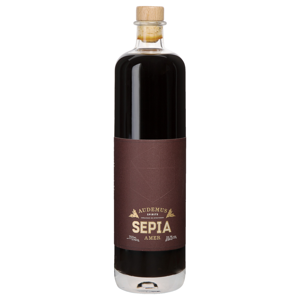 Audemus Sepia Amer 33.7% 700ML (ITM61094) single bottle shot