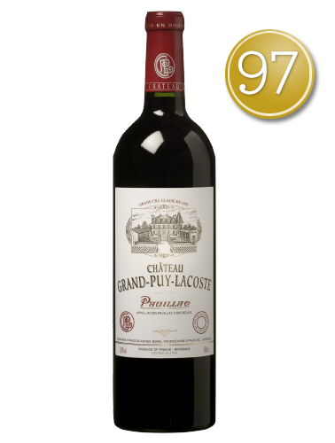 2005 Chateau Grand Puy Lacoste Pauillac