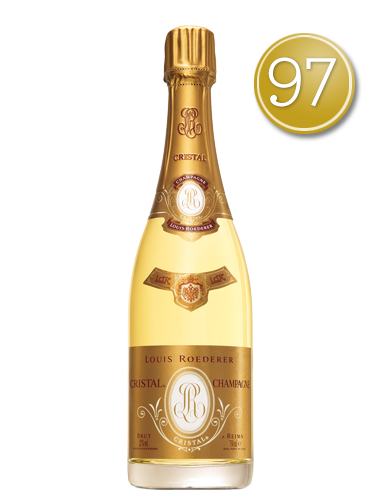 2009 Champagne Louis Roederer Cristal