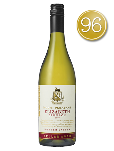 2009 Mount Pleasant Elizabeth Cellar Aged Semillon