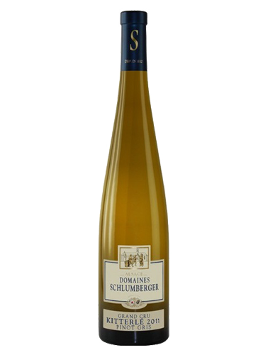 2011 Domaines Schlumberger Pinot Gris Grand Cru Kitterle