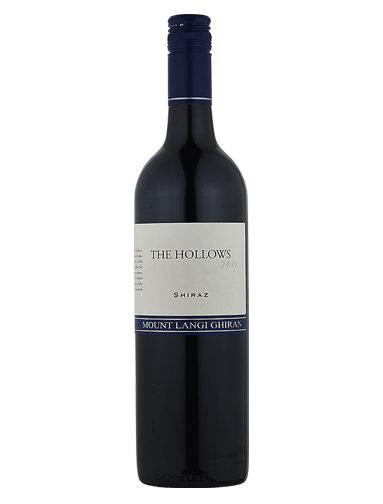 2011 Mount Langi Ghiran The Hollows Shiraz
