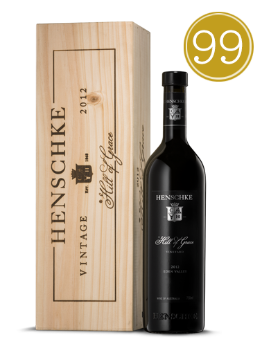 2012 Henschke Hill of Grace