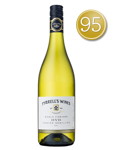 2012 Tyrrell's HVD Single Vineyard Semillon