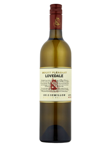 2013 Mount Pleasant Lovedale Semillon