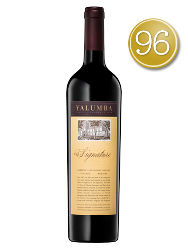 2013 Yalumba The Signature Cabernet Shiraz