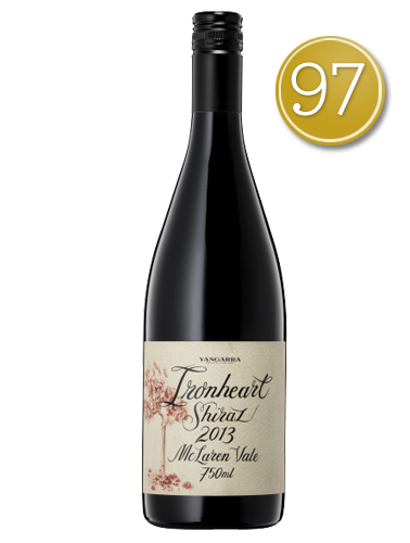 2013 Yangarra Estate Ironheart Shiraz