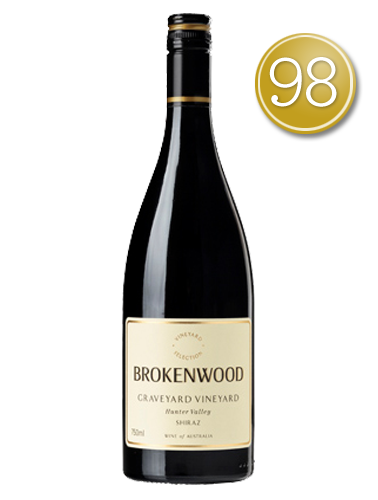 2014 Brokenwood Graveyard Shiraz