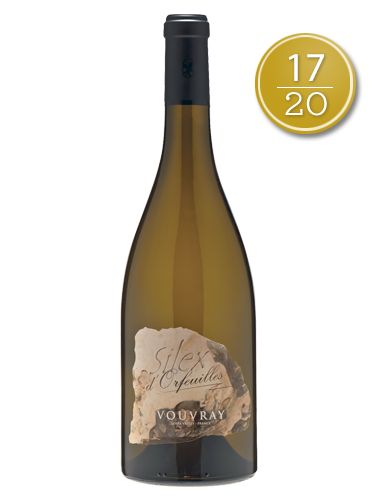 2014 Domaine D'Orfeuilles Vouvray Silex