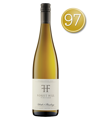 2014 Forest Hill Vineyards Block 1 Great Southern Riesling