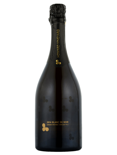 A bottle of 2014 Howard Vineyards Blanc de Noir wine - ITM4098
