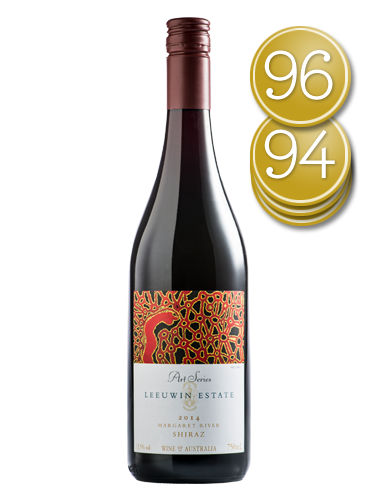 2014 Leeuwin Estate Art Series Margaret River Shiraz