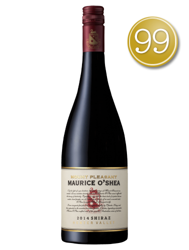 2014 Mount Pleasant Maurice O'Shea Shiraz