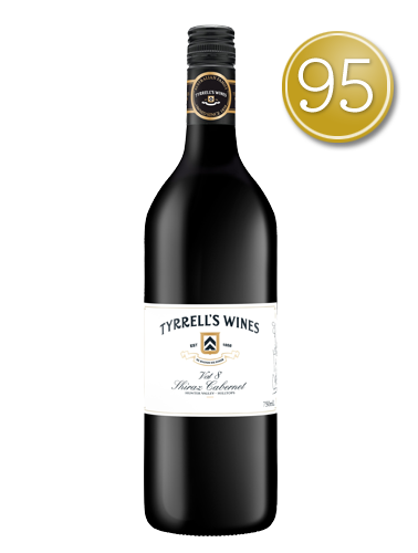 2014 Tyrrell's Vat 8 Hunter Valley Shiraz Cabernet