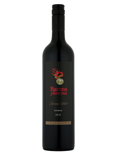 2015 Barons Of Barossa Barons Select Shiraz