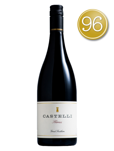 2015 Castelli Great Southern Shiraz