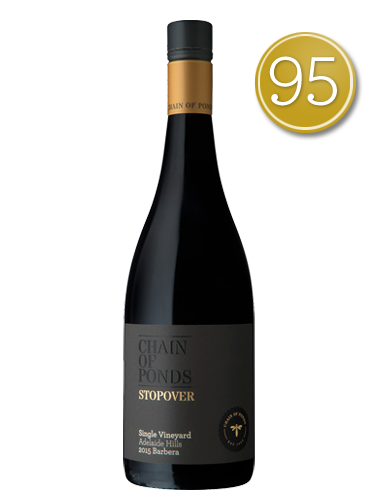 2015 Chain of Ponds 'Stopover' Single Vineyard Barbera