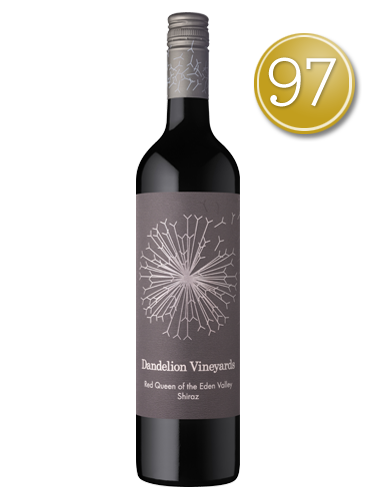 2015 Dandelion Red Queen of the Eden Valley Shiraz