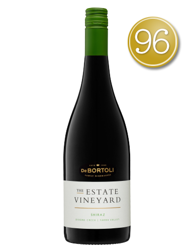 2015 De Bortoli The Estate Dixons Creek Shiraz