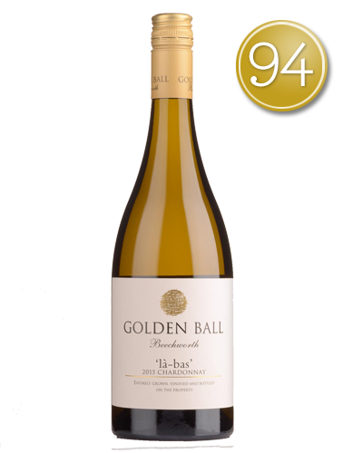 2015 Golden Ball 'La-Bas' Chardonnay