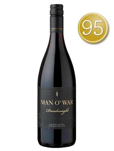 2015 Man O' War Dreadnought Syrah