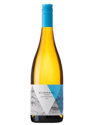 A bottle of 2017 Meadowbank Derwent Valley Chardonnay wine - ITM23980