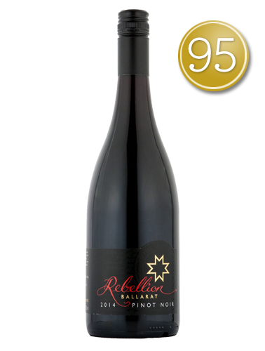 2015 Tomboy Hill 'Rebellion' Pinot Noir