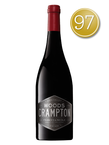 2015 Woods Crampton Frances & Nicole Eden Valley Shiraz
