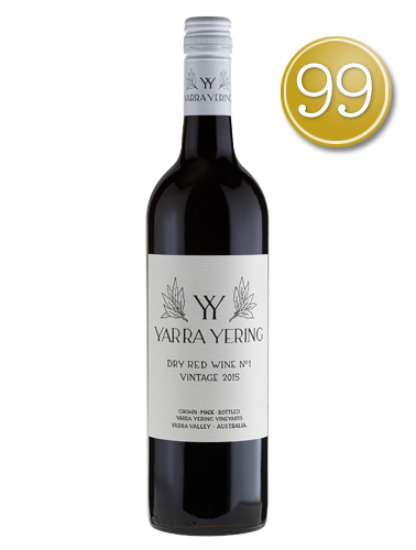 2015 Yarra Yering Dry Red No.1