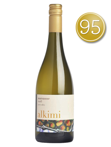 2016 Alkimi 'The Good Earth' Marsanne
