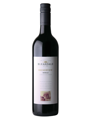 2016 Bleasdale Vineyards Bremerview Shiraz
