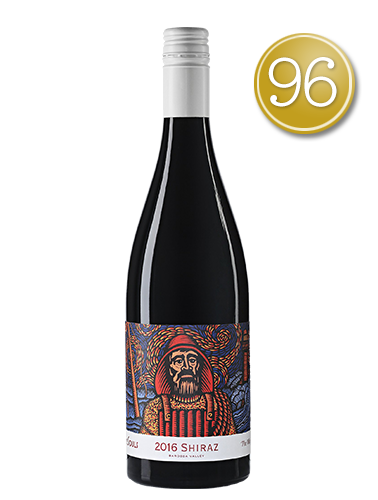 2016 Brave Souls The Whaler Barossa Valley Shiraz