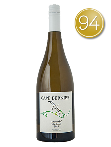 2016 Cape Bernier Unwooded Chardonnay