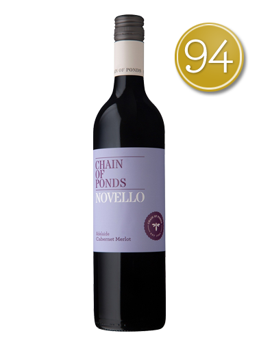 2016 Chain of Ponds Novello Cabernet Merlot
