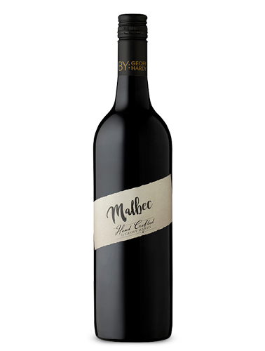 2016 Hand Crafted by Geoff Hardy Malbec