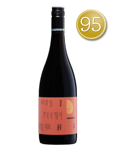 2016 Jeannaret Rank & File Shiraz