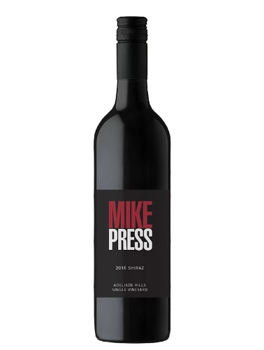 2016 Mike Press Shiraz