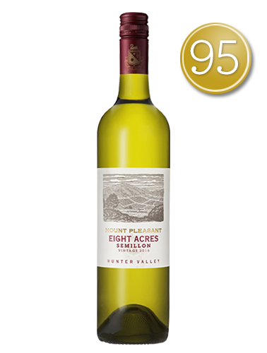 2016 Mount Pleasant 8 Acres Hunter Valley Semillon