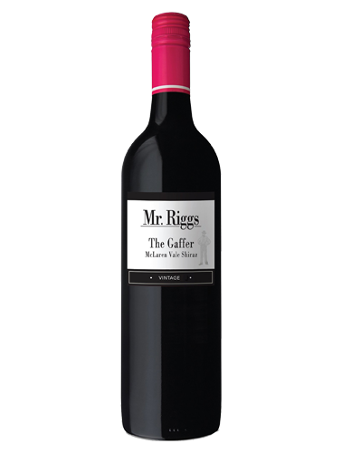 2016 Mr. Riggs The Gaffer Shiraz