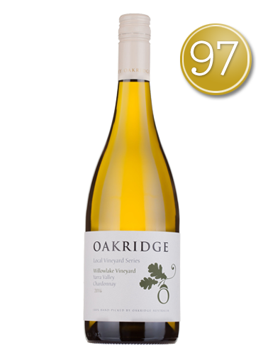 2016 Oakridge Local Vineyard Series Willowlake Chardonnay