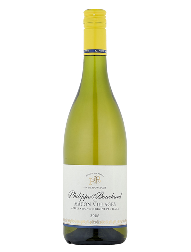 2016 Philippe Bouchard Macon-Villages