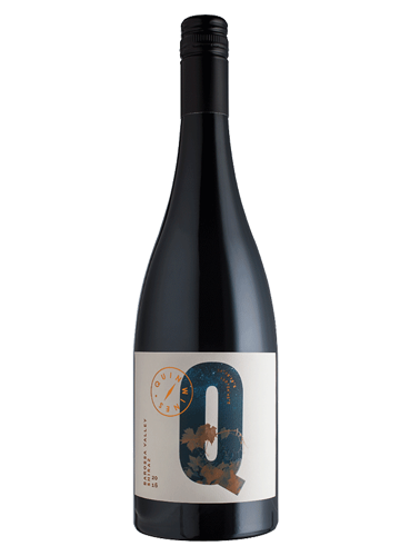 A bottle of 2016 Quin Wines Barossa Valley Shiraz wine - ITM29631