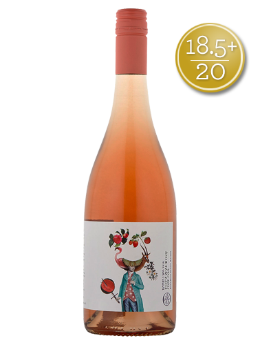 2016 Rod McDonald Wines One Off Lola May Rose