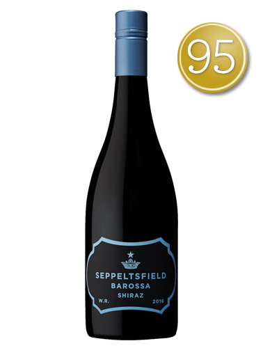 2016 Seppeltsfield Barossa Valley Shiraz